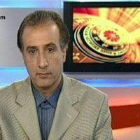 خبر فوت حیاتی مجری اخبار + شایعه درگذشت حیاتی ۲۱ اسفند ۹۵