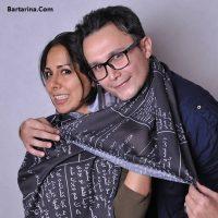 عکس های جنجالی کیوان محمود نژاد بازیگر تلویزیون و همسرش