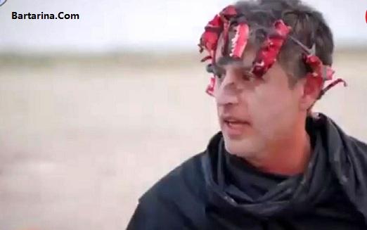 فیلم خوردن مغز پخته انسان توسط خبرنگار سی ان ان در تلویزیون
