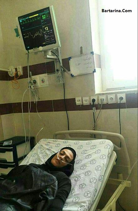سکته قلبی شهربانو منصوریان قهرمان ووشو + بستری شدن در ICU