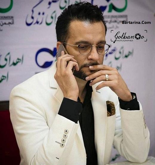 دلیل ممنوع التصویری محمد سلوکی مجری سین مثل سریال