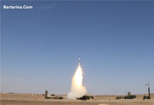 فیلم آزمایش سامانه موشکی اس S300 در ایران 14 اسفند 95