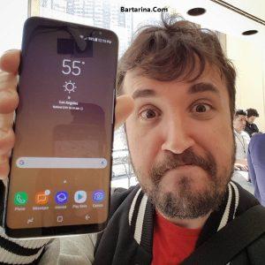 قیمت گوشی موبایل گلکسی اس 8 و S8 پلاس در ایران فروردین 96