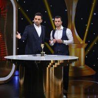آخرین آمار نتایج مسابقه سه ستاره احسان علیخانی ۲۱ اسفند ۹۵