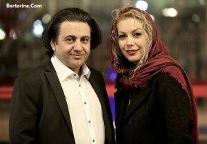 درگذشت شبنم رحمتیان همسر افشین یداللهی 10 فروردین 96 + فوت