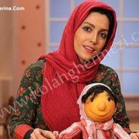 عکس شیما بخشنده عروسک گردان کلاه قرمزی ۹۶ و دختر همسایه