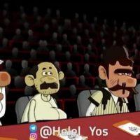 فیلم خنده دار استیج خوزستانی کاری از بچه های هلل یوس اهواز