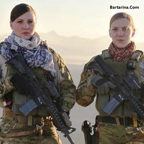 رسوایی انتشار عکس های لخت و برهنه تفنگداران زن آمریکایی