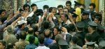 فیلم احمدی نژاد در حرم امام رضا مشهد عید مبعث ۵ اردیبهشت ۹۶