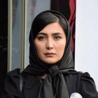 عکس بازیگران زن در مراسم چهلم علی معلم ۳ اردیبهشت ۹۶