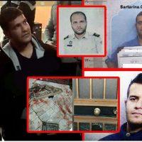 فیلم اعدام عباس صحرایی قاتل ۶ زن و مرد اراکی ۲۴ فروردین ۹۶