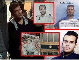 فیلم اعدام عباس صحرایی قاتل 6 زن و مرد اراکی 24 فروردین 96