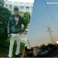 فیلم اعدام پسر جوان ۲۱ ساله در بابل ۲ اردیبهشت ۹۶