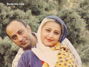 عکس های مرحوم عارف لرستانی و همسرش الهام ناصری