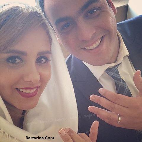 عروسی المیرا دختر اکبر عبدی با حضور آسرایی + المیرا و همسرش