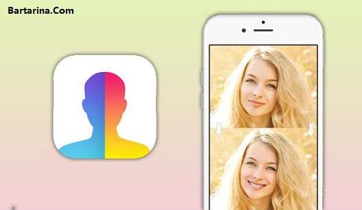 دانلود برنامه Faceapp تغییر چهره برای اندروید و آیفون ios