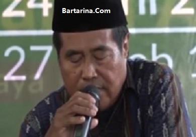 فیلم مرگ جعفر عبدالرحمن قاری اندونزی حین تلاوت قرآن دلیل فوت