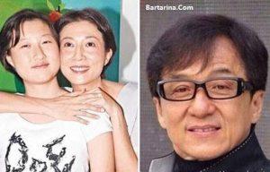 خودکشی اتا نگ دختر 18 ساله جکی چان بازیگر سینما + عکس