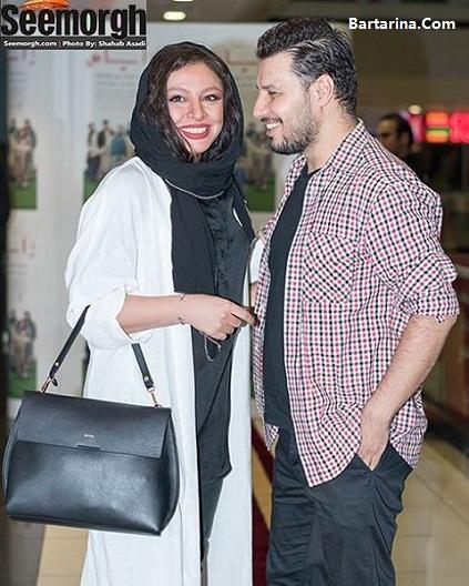 عکس جواد عزتی و همسرش مه لقا باقری بازیگر دورهمی + بیوگرافی