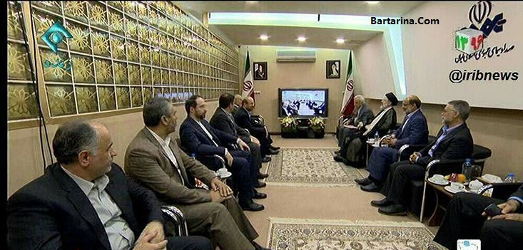 سایت پخش زنده مناظره تلویزیونی انتخابات جمعه 8 اردیبهشت 96