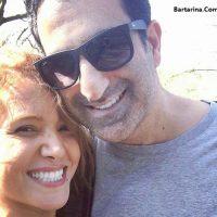 فیلم ازدواج رضا روحانی با فرانک سلیمانی مجری من و تو پلاس