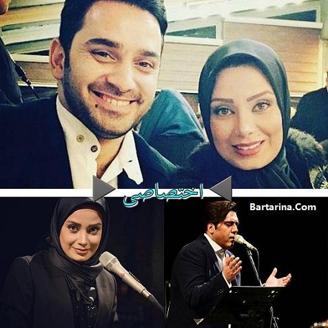 ازدواج صبا راد با مانی رهنما بعد طلاق علی آبادی + عکس عروسی