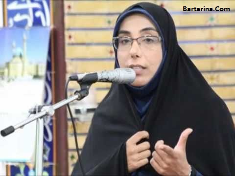 فیلم سخنرانی شجاعانه منتسب به سکینه الماسی نماینده مردم دیر