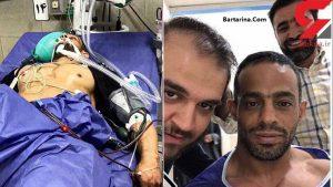 سکته قلبی عادل باوی قهرمان پرورش اندام در اهواز + عکس