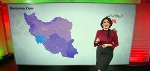 فیلم سوتی فرانک عمیدی مجری بی بی سی + توهین به فرانک عمیدی