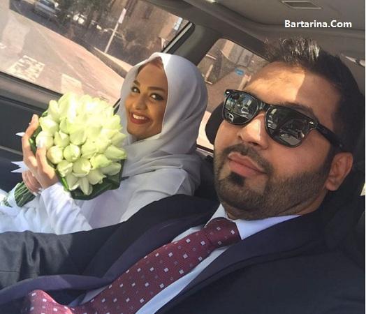 Fariba Bagheri Bartarina.com 0 - عکس های عروسی فریبا باقری مجری رادیو و تلویزیون + فیلم
