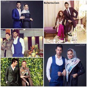 عکس بی حجاب نسیم نهالی همسر محسن فروزان باعث محرومیت شد