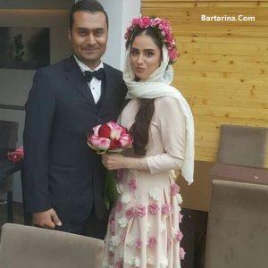 ازدواج هانیه غلامی + عکس عقد و همسر هانیه غلامی بازیگر