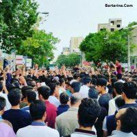 فیلم جشن رقص مردم برای پیروزی روحانی انتخابات ۳۰ اردیبهشت ۹۶