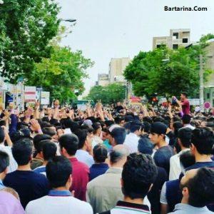 فیلم جشن رقص مردم برای پیروزی روحانی انتخابات 30 اردیبهشت 96