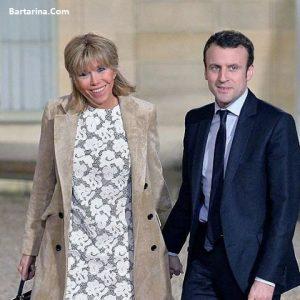 عکس و بیوگرافی امانوئل همسر ماکرون رئیس جمهور جدید فرانسه