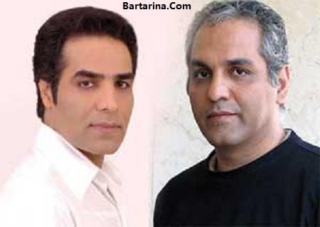 آیا مهران مدیری برادر امید خواننده لس آنجلسی است + عکس