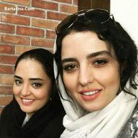 ازدواج نرگس محمدی با علی اوجی + عکس عروسی نرگس محمدی