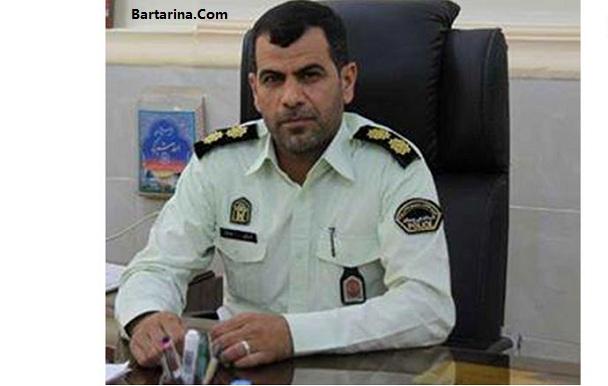 کشته شدن همسر سرهنگ داریوش مردانی رئیس پلیس گناوه + فیلم
