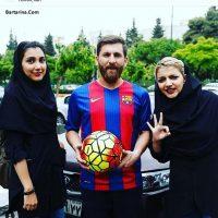 دستگیری رضا پرستش بدل ایرانی مسی + دلیل بازداشت رضا پرستش