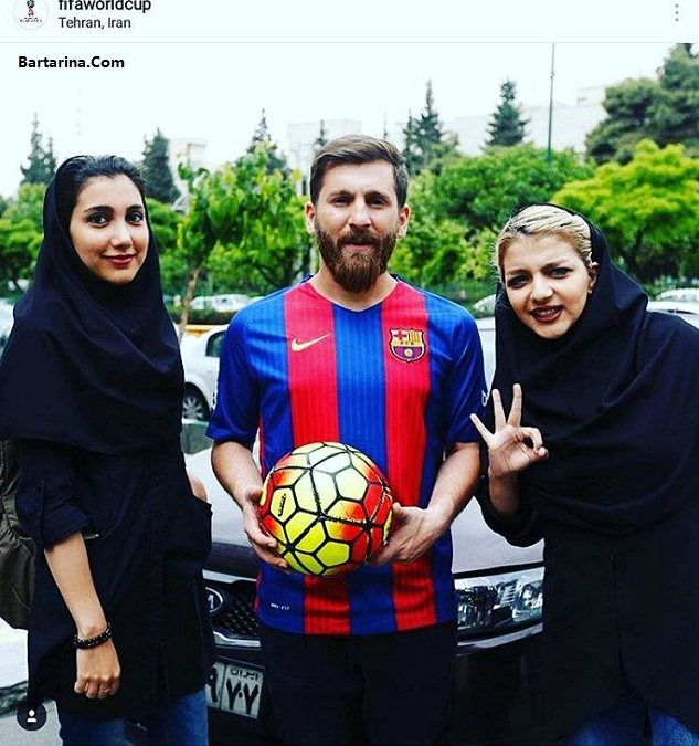 دستگیری رضا پرستش مدل ایرانی مسی + دلیل بازداشت رضا پرستش