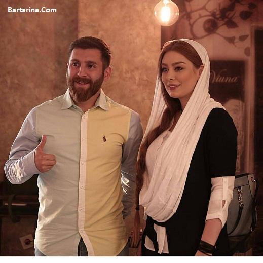 Sahar Messi Bartarina.com  - فیلم جنجالی سحر قریشی بی حجاب و مسی در یک مهمانی خصوصی