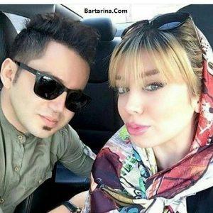 فیلم عروسی شهنام شهابی و همسرش + عکس ازدواج شهنام شهابی