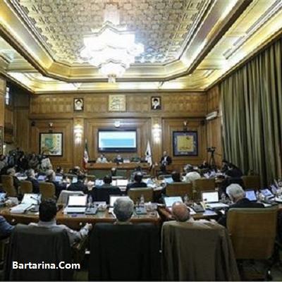 نتیجه نهایی انتخابات شورای شهر تهران 31 اردیبهشت 96