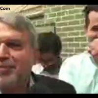فیلم توهین صالحی امیری وزیر ارشاد به حامیان و طرفداران رئیسی