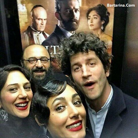 عکس های زهرا امیر ابراهیمی در جشنواره کن 2017 تبریک گلشیفته