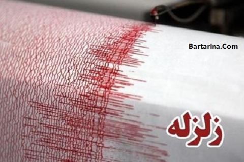 فیلم زلزله 5 ریشتری مشهد سفید سنگ تربت جام 13 اردیبهشت 96