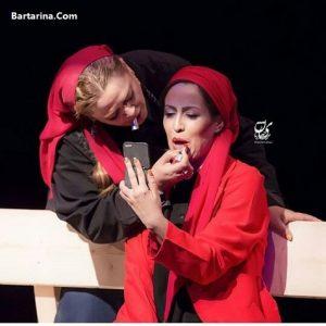 توهین بهاره رهنما هتک حرمت بهاره رهنما به دختر چادری + فیلم