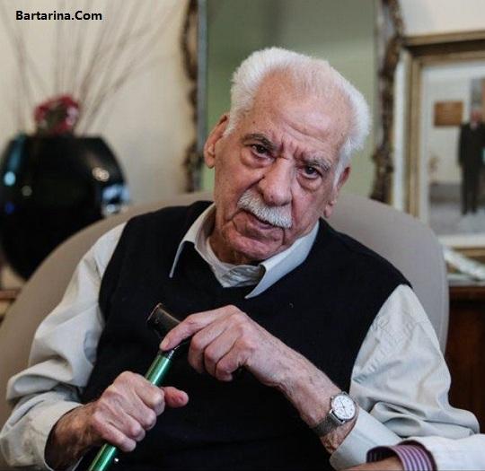 درگذشت عطاء الله بهمنش گزارشگر ورزش 15 خرداد 96 + دلیل فوت