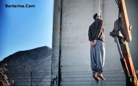 فیلم 18+ اعدام متجاوز به زن شوهردار در داراب 31 خرداد 96