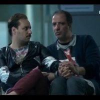 فیلم ۱۸+ امیر جعفری و جواد عزتی در فیلم سینمایی اکسیدان
